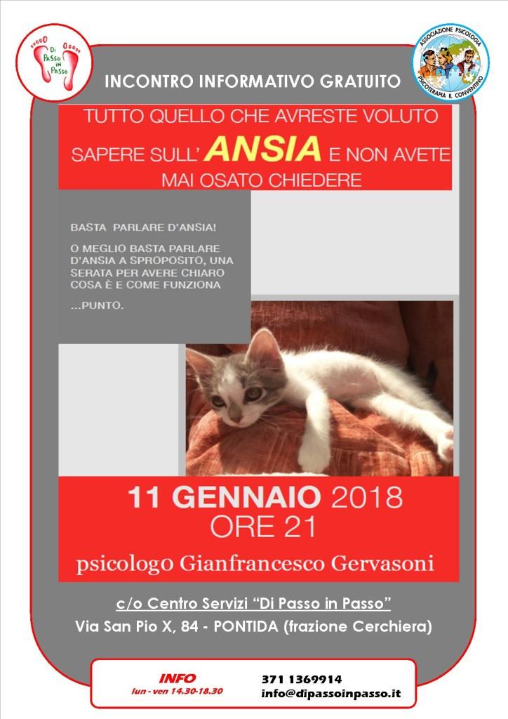Ansia Gervasoni 11.01.2018