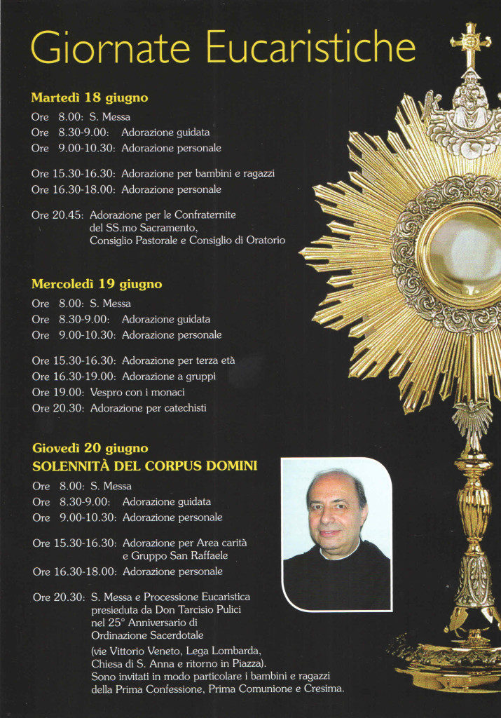 Giorn Eucaristiche