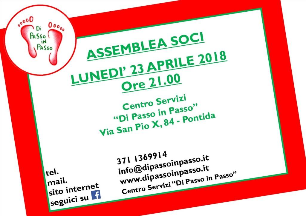 assemblea soci 2018