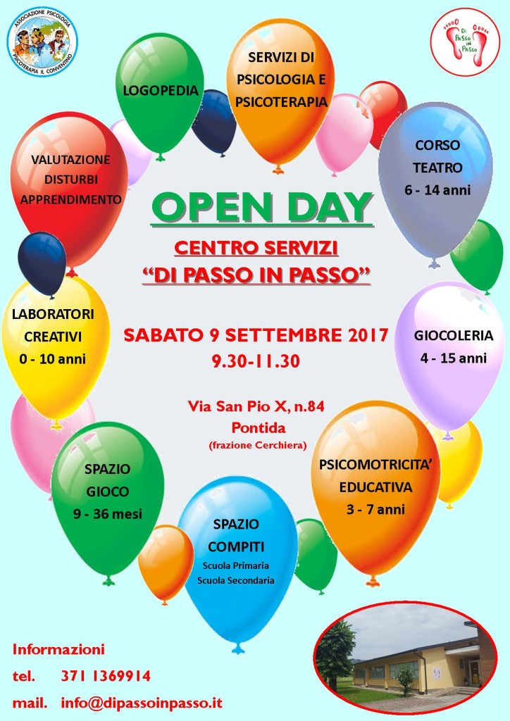 open day 09.09.2017 bozza