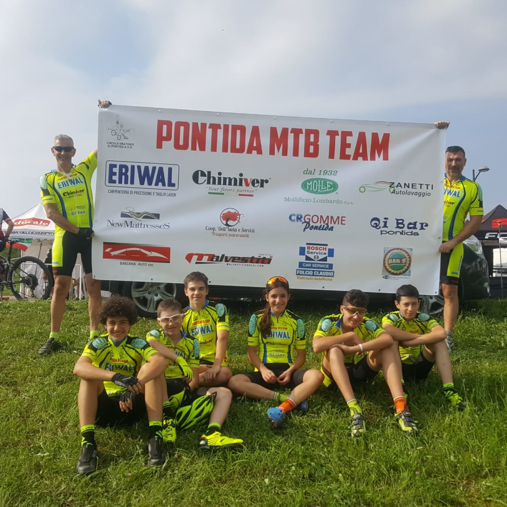 PONTIDA MTB TEAM A CHIES