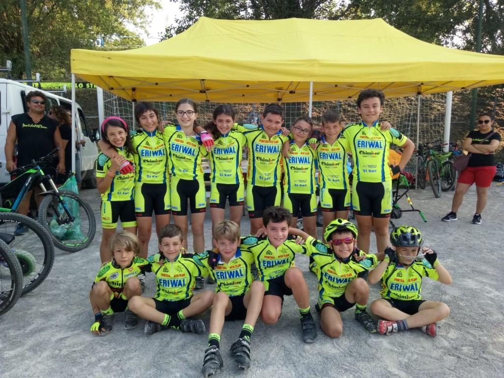 foto squadra giovanissimi