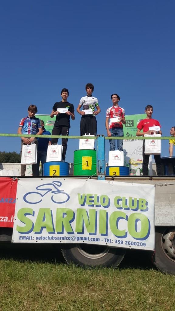 premiazione Orobie Cup Junior 2