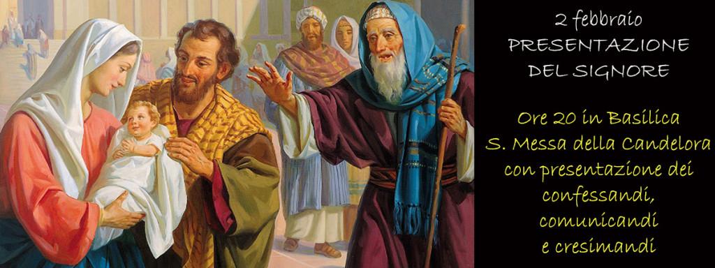 Presentazione del Signore